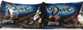 2 Dove 7.94Oz Silky Smooth Promises Truth Or Dare Midnight Fudge Cookie BB 11-21 - $21.99