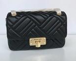 Michael Kors Peyton Medium Quilted Leather Shoulder Flap Bag - £107.65 GBP