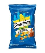 Smartfood Cheddar & Caramel Mix Popcorn, 7 oz Bag (3 Bags) - $27.26