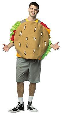 Bob's Burgers Gene Adult Costume Food Halloween Party Unique Cheap GC3881