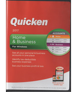 Quicken Home & Business 2017 Disc Only  - $35.00