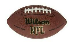 Wilson NCAA ICON Junior Football - Brand New & No Box - $27.43