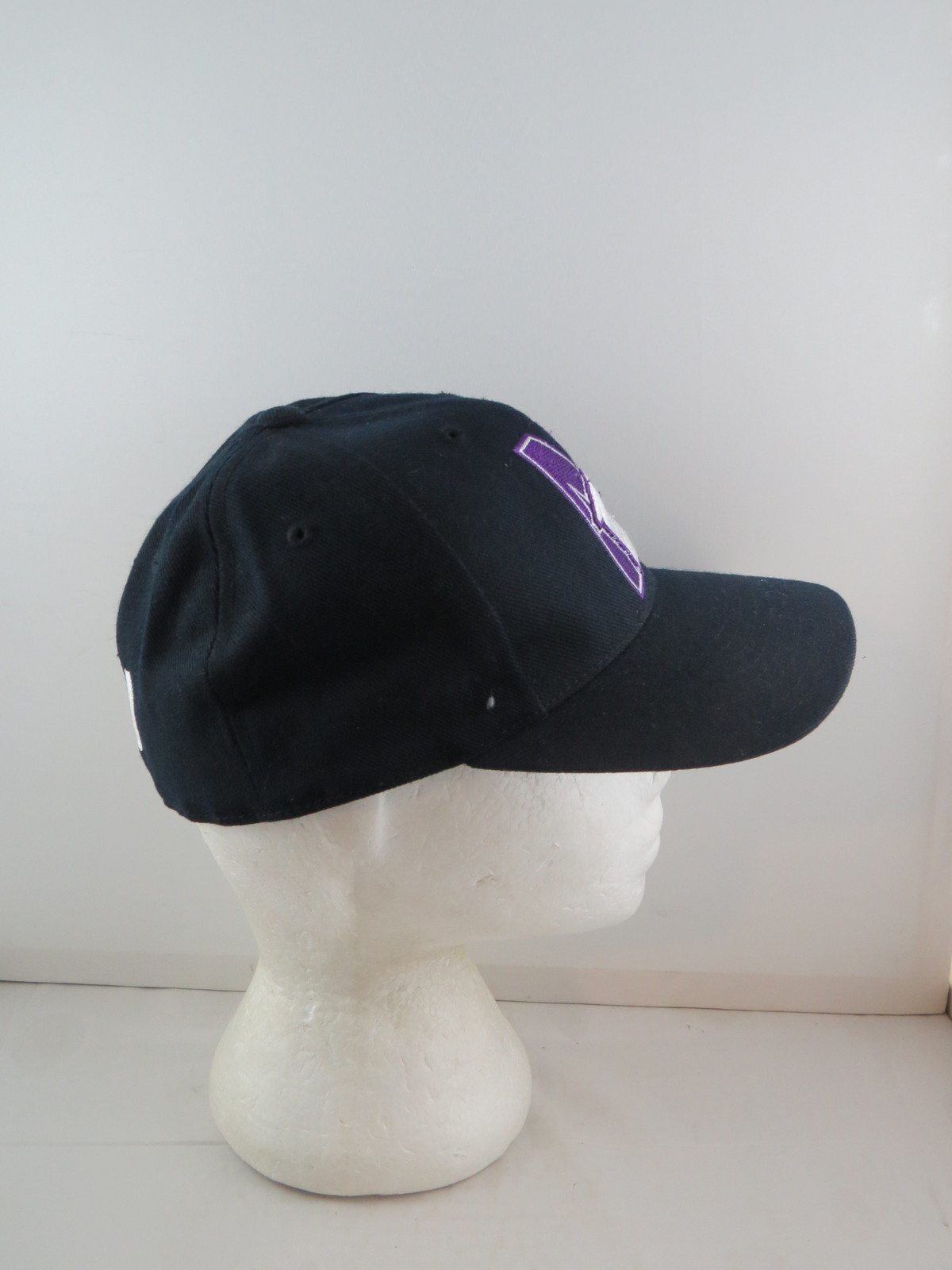 Northwestern Wildcats Hat - Team Logo by American Needle - Fitted 6 7/8