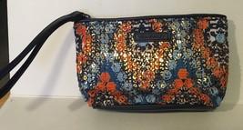 Vera Bradley Summer Sparkle Wristlet Bag - $14.01