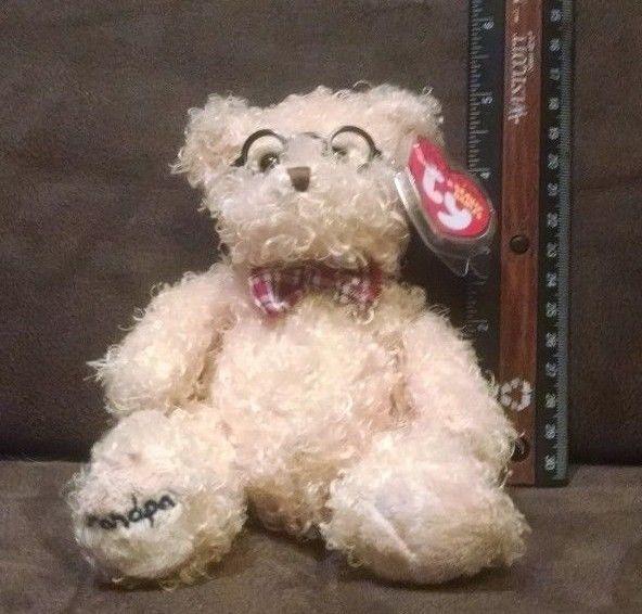 Ty Beanie Babies - Dear Grandpa the Bear. and 50 similar items. 57 ff85fa1cd2ca