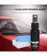 30ML Anti-Fog Agent Long Lasting Glass Window Liquid Anti Fog Windshield... - $8.86