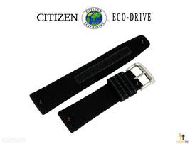 Citizen 59-S53406 Original Replacement 22mm Black Nylon Watch Band Strap - $59.95 - $71.95