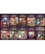 The Haunted Library Series Collection Set Books 1-10 by Dori Hillestad Butler - $47.99