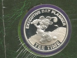 Minnie Mouse 1oz. .999 Fine SILVER USA ONLY - $78.49