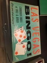 1959 LAS VEGAS BINGO Game w Box COMPLETE & NICE - $21.78