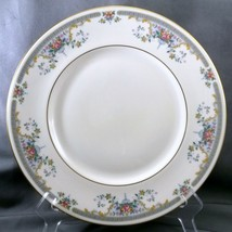"Royal Doulton Juliet Dinner Plate 10-5/8"" Ivory Bone China Floral H-5077 - $24.37"