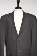 Pronto Uomo Firenze Men's Blazer Size 44 L Sports Coat Italy Wool - $59.39