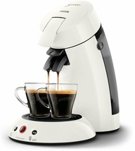 Philips Coffee Maker Senseo New Original Choice Of Cream Plus Thickness White - $374.54