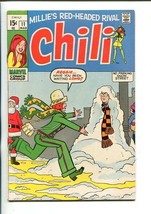 CHILI-#11-1970--SPICY Gga COVER-FASHION PAGE-vg/fn - $44.14