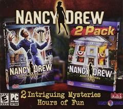 Nancy Drew - Alibi in Ashes & The Deadly Device 2-Pack PC-DVD XP, VISTA, Windows