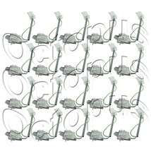 20 Pack 3355806 Washer Lid Switch WP3355806 Fits Whirlpool Kenmore Roper... - $74.45