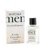 Maroma Eau de Toilette Spray, Cedar Lavender, 1.69 Fluid Ounce - $41.01