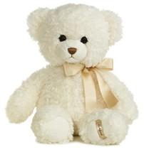 "Aurora World Ashford Plush Teddy Bear 14"" (14 inches|Cream|Ashford Bear) - $20.21"