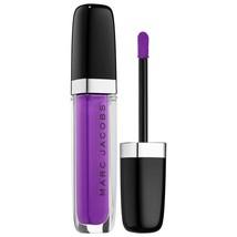 MARC JACOBS  358 BOYS DON'T CRY Purple LIP Lacquer Hi-Shine Gloss 5ml - $22.28