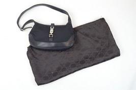 """GUCCI Black Mini Bag, 8.5"""" x 5"""" - £104.43 GBP"""