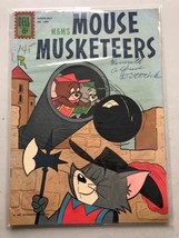 Four Color (1942 Series 2) #1290 Mouse Musketeers - $19.80