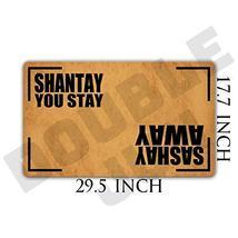 DoubleJun Sashay Away Shantay You Stay Floor Rug Indoor/Front Door Mats Home Dec image 6