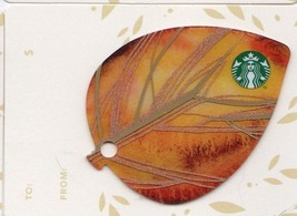 Starbucks 2015 Leaf #2 Collectible Gift Card New No Value - $2.99