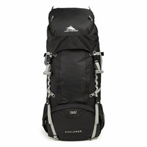 High Sierra Sentinel 65 Internal Frame Pack Black/Gray 58447-3056 - $69.99