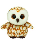 Ty Beanie Boos Swoops Brown Barn Owl Plush - $17.80