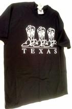 Lee Total Cotton Texas T-SHIRT Black Free Shipping! - $9.99