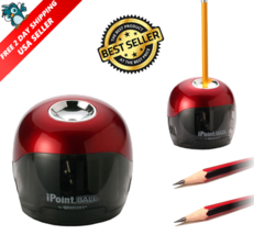 Pencil Sharpener Electric Automatic Touch Battery Personal Home Office S... - $26.99