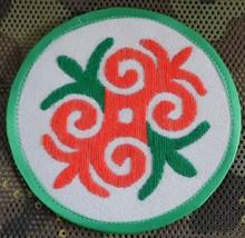 Kyrgyzstan Handmade Felt Round Pot Holder Kyrgyz Kirghizia Kirgistan #C28 - $9.99