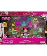 Disney Junior Minnie Pet Fashion Show Snap N Pose - $26.51