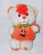Build a Bear Smallfry Autumn Hugs Halloween Pumpkin Costume Plush Stuffe... - $24.63