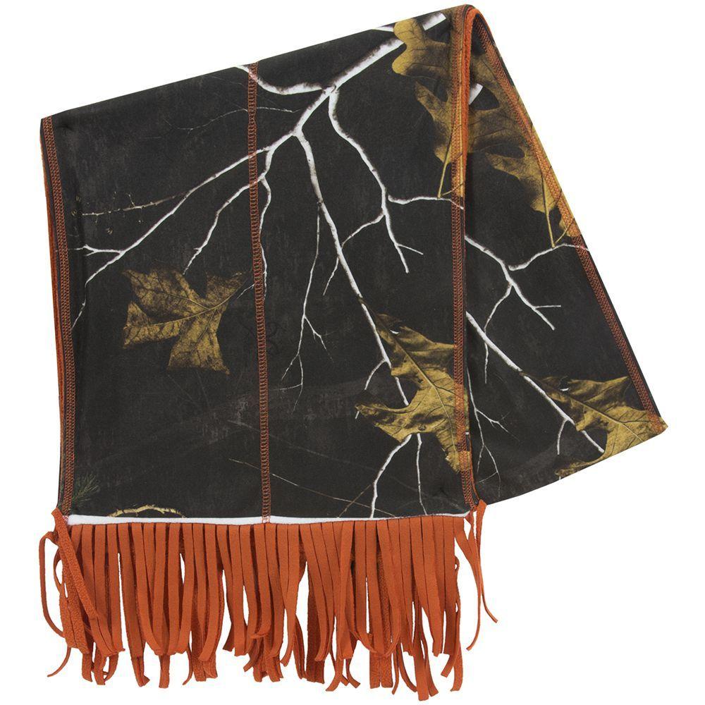 Hang Ten / Realtree Fleece Reversible Scarf