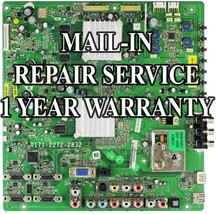 Mail-in Repair Service 0171-2272-2832 Vizio VF550XVT1A Main Board 3655-0... - $125.99