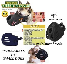 Klein Tuffie Hundemaulkorb Komfort No Bite Extra Schwerlast Schnell Easyfit - $15.74