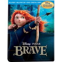 Brave Future Shop Canada Blu-Ray + Blu-Ray 3D + DVD + Digital Copy Colle... - $69.99