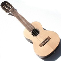 New 28'' Guitarlele 6 String Ukelele with Mini Travel Guitar Bag - $78.54
