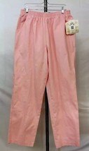 NAPA VALLEY Women's Sz 18  Pant Cottage Rose New With Tags. T-7 - $17.07