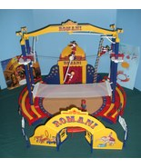 Vtg. Playmobil #3720 Romani Circus Comp w/Instructions and Storybook NR ... - $145.00
