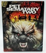 Pet Sematary Two - Scream Factory [Blu-ray] image 1