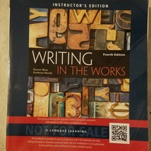 Writing in the Works 4th Edition by Blau Burank  Instructor Ed same as S... - $51.47