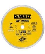 DEWALT DW4766 7-Inch by .060-Inch Porclean Tile Blade Wet - $29.36