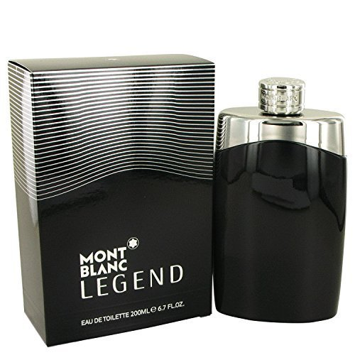 Primary image for Legend Cologne By M O N T B L A N C Eau De Toilette Spray 6.7 oz/.200 ml.For ...