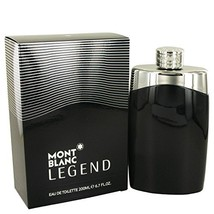 Legend Cologne By M O N T B L A N C Eau De Toilette Spray 6.7 oz/.200 ml... - $94.05