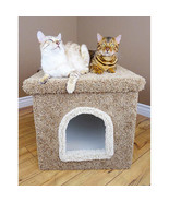 New Cat Condos Premier Large Litter Box Enclosure FREE SHIPPING - $95.99