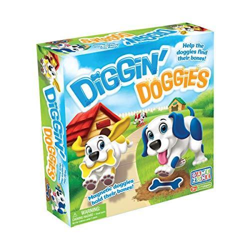 Game Zone Diggin' Doggies Board Game - $34.92