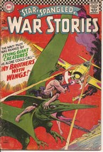 DC Star Spangled War Stories # 129 Flying Giant Creatures My Brother Wit... - $9.95