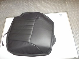 New Oem Leather Seat Cover Mercedes Benz Ml Class 06-11 Rear Row Black Lower Rh - $64.35